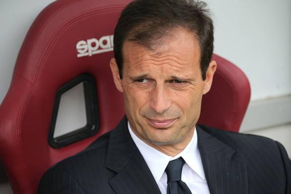 """Juventus. Allegri non ci sta: """"Ora facciamo i quattro punti per lo scudetto"""""""