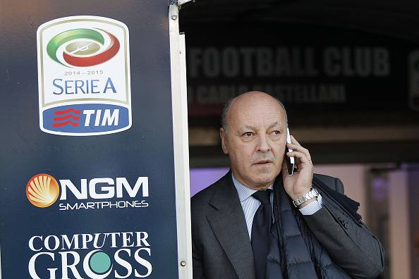 """Juventus. Marotta: """"Draxler? Chiuso ogni tipo di dialogo. Alex Sandro buon investimento"""""""