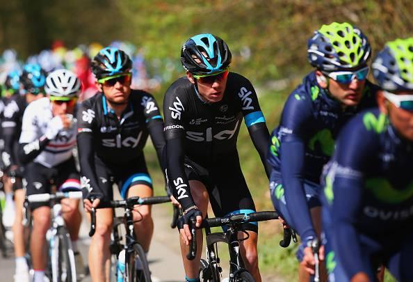 Vuelta. Froome abbandona la competizione per infortunio