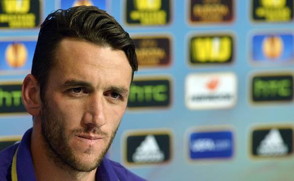 Coppa Italia, Napoli-Fiorentina: Gonzalo Rodriguez out 15 giorni