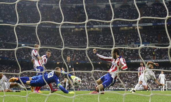 Champions League. Real Madrid – Altetico M. 1-0, Hernandez regala la semifinale ai Galácticos (FOTO)