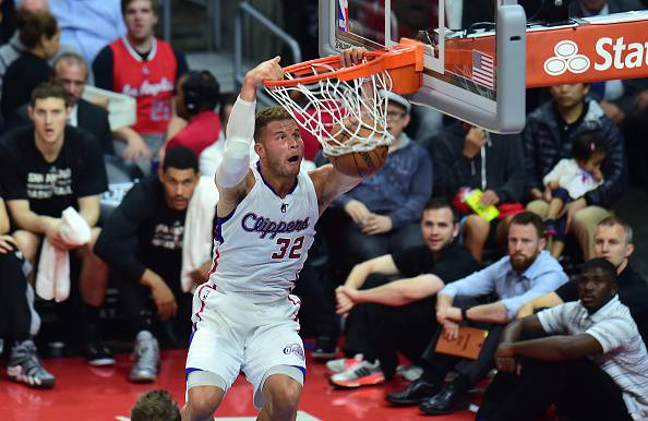 NBA: I Clippers sospendono Blake Griffin