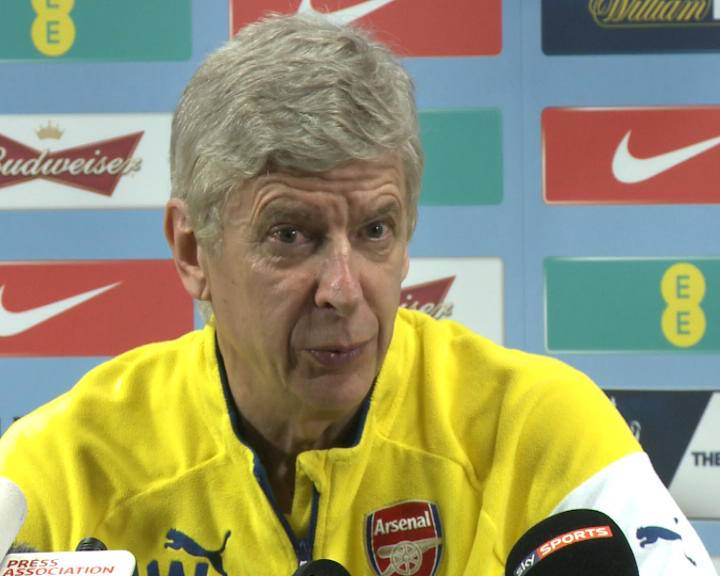 Arsene Wenger, tecnico dell'Arsenal