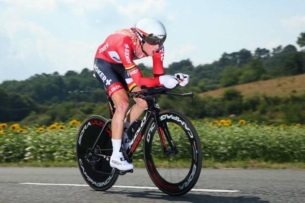 """Giro d'Italia 2015. Van den Broeck pensa in grande: """"Sogno la maglia rosa"""""""