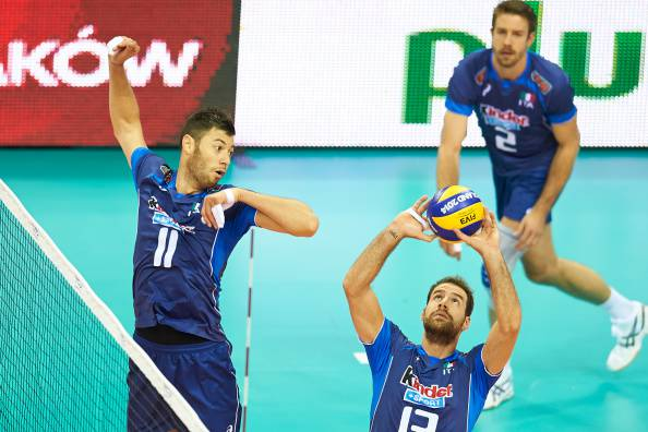 World League 2015. L'Italia supera ancora l'Australia 3-1