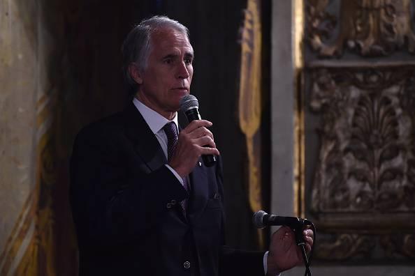 """Giro d'Italia 2015. Malagò: """"Sogno un italiano in maglia rosa a Milano"""""""