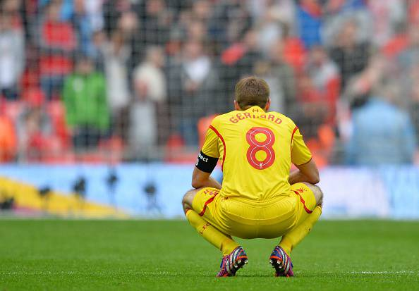 Premier League. Wenger, Mourinho e Rodgers salutano Steven Gerrard