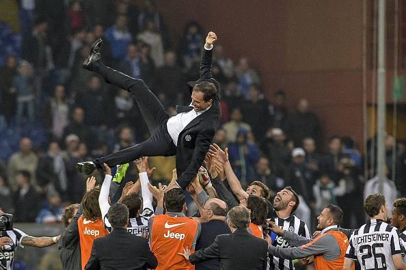 Serie A. Sampdoria – Juventus 0-1, Vidal regala lo scudetto ai bianconeri
