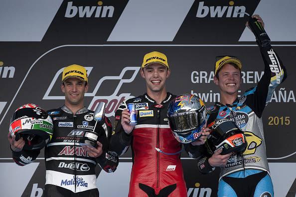 Moto 2. GP Spagna, domina Folger davanti a Zarco