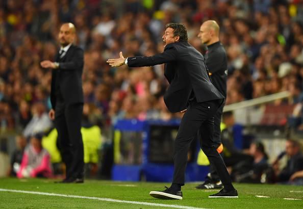 I candidati al premio allenatore dell'anno 2015: ci sono Guardiola e Luis Enrique