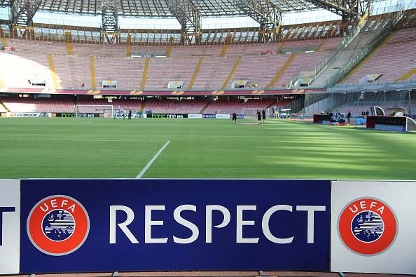 Europa League. Napoli – Dnipro, le formazioni ufficiali