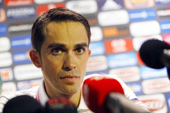 """Giro d'Italia 2015. Contador: """"Giornata molto positiva per me"""""""