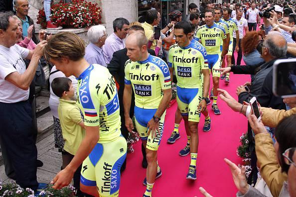 Giro d'Italia 2015. La presentazione della 1^ tappa: San  Lorenzo a Mare – Sanremo, 17,6 km