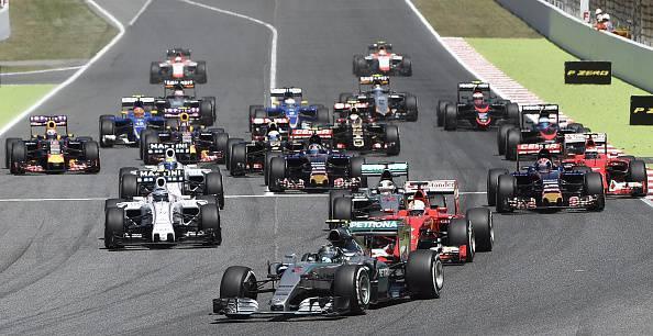 F1. Gp Spagna: Vettel sul podio. Prima le Mercedes