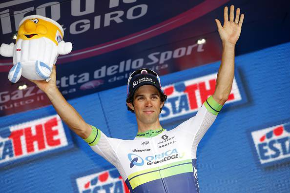 Giro d'Italia 2015. 3^ tappa, Matthews vince in volata (FOTOGALLERY)