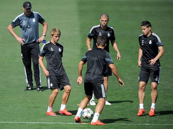 Champions League. Real Madrid – Juventus, i convocati di Carlo Ancelotti