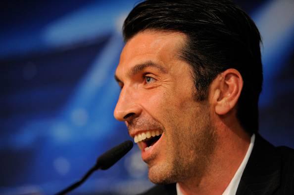 """Champions League. Juventus, Buffon: """"Domani giocheremo a calcio per non avere rimpianti"""""""