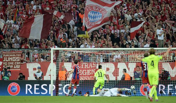 Champions League. Bayern Monaco – Barcellona 3-2, l'orgoglio bavarese non basta. Blaugrana in finale (FOTOGALLERY)