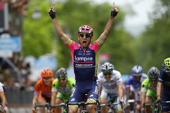 Giro d'Italia 2015. 5^ tappa, il ritorno di Diego Ulissi (FOTOGALLERY)