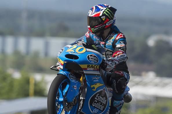 Moto 3. GP Francia, Quartararo conquista la pole position