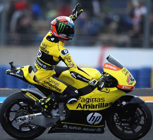 Moto 2. GP Francia, Rins beffa Lowes per pochi millesimi
