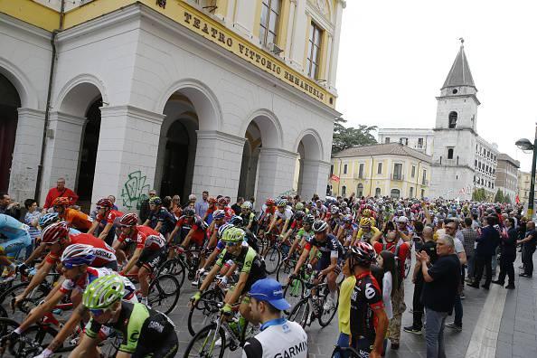 Giro d'Italia 2015. 14^ tappa: Treviso – Valdobbiadane (cronometro), 59,4 km