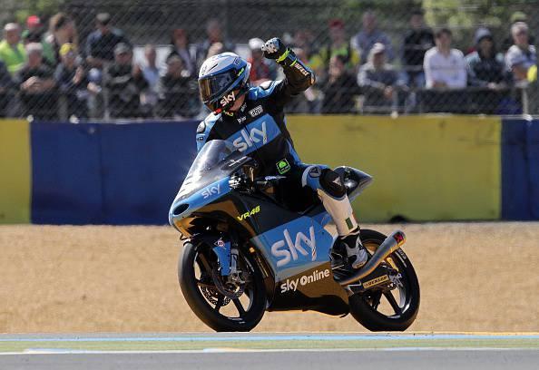 Moto 3. GP Francia, tripletta italiana: Fenati precede Bastianini e Bagnaia