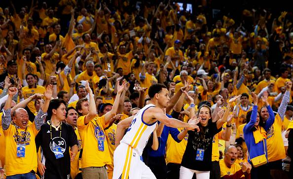 Playoff NBA. E' sempre Curry! I Warriors si aggiudicano gara 1 con i Rockets (FOTO)
