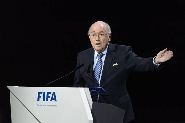 """Fifa. Blatter: """"Abbiamo vissuto un cataclisma, ora serve unità"""""""