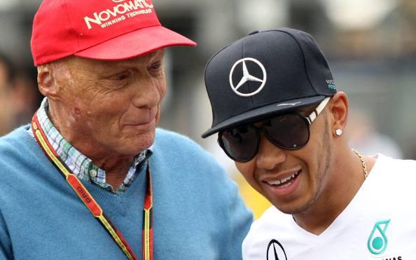 """Formula 1. Lauda: """"La Mercedes sta lavorando per il rinnovo di Lewis Hamilton"""""""