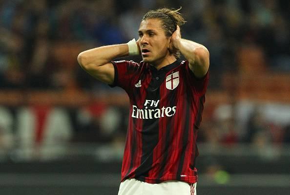 Alessio Cerci, giocatore del Milan Roma