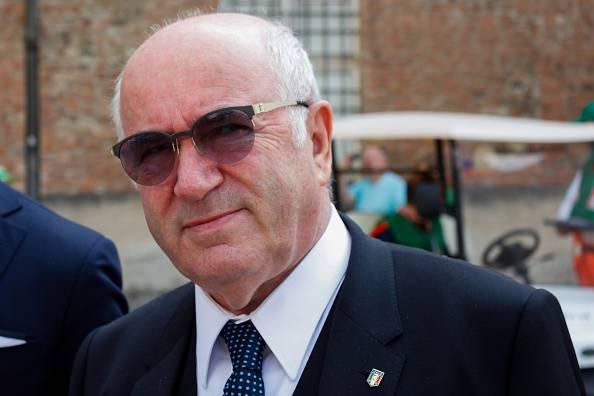 Carlo Tavecchio, Presidente della FIGC Italia calcio