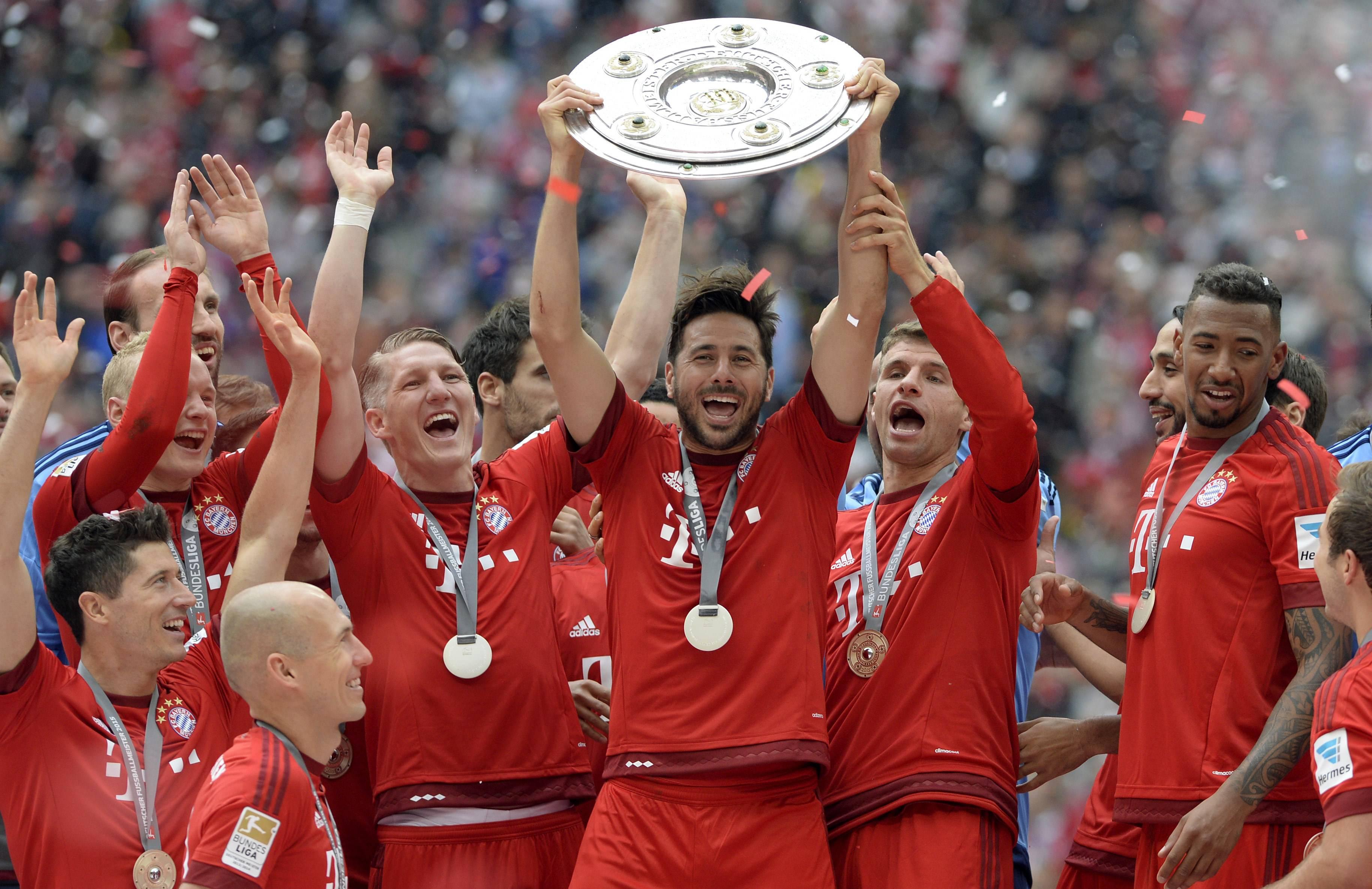 Bundesliga. I verdetti della stagione 2014-2015