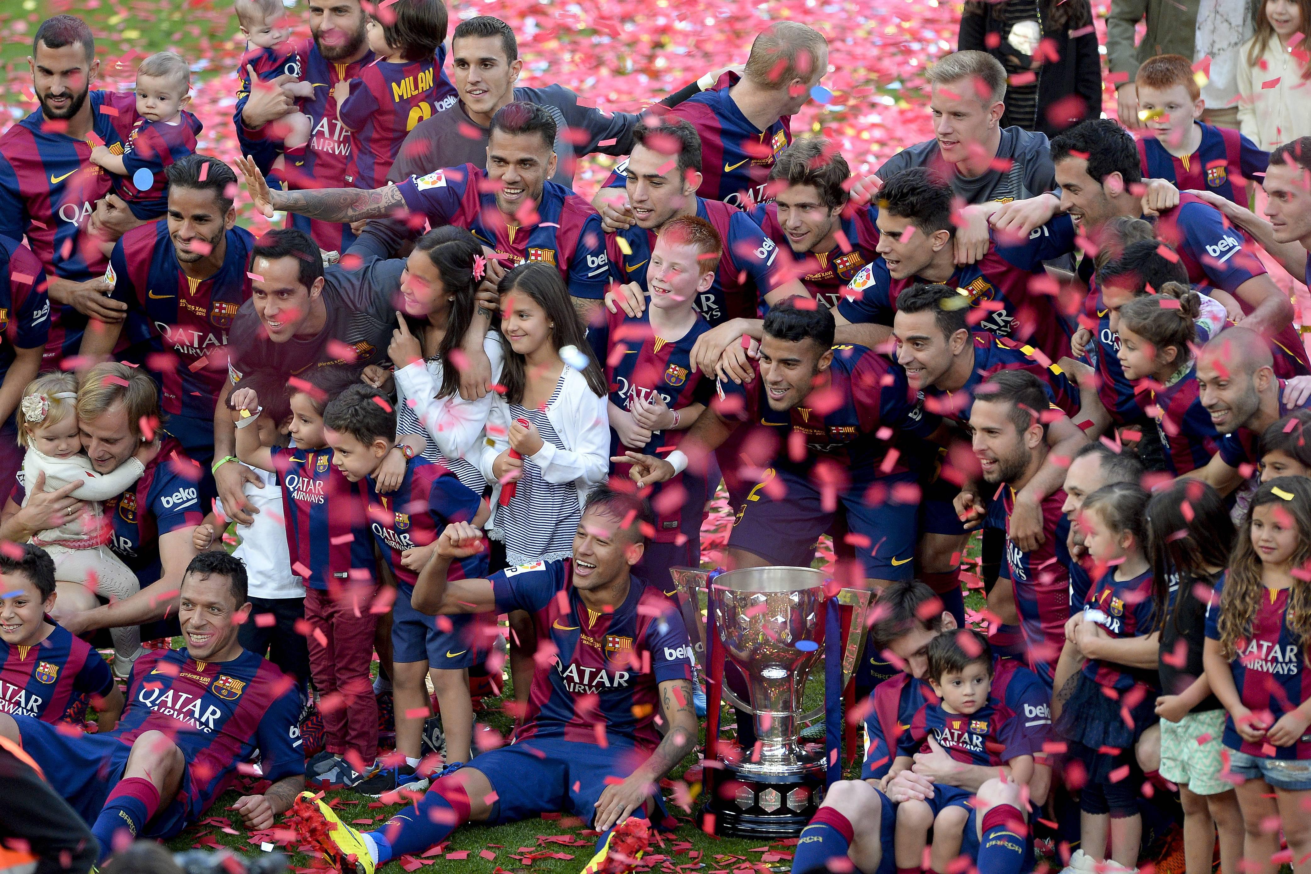 Liga BBVA. I verdetti della stagione 2014-2015