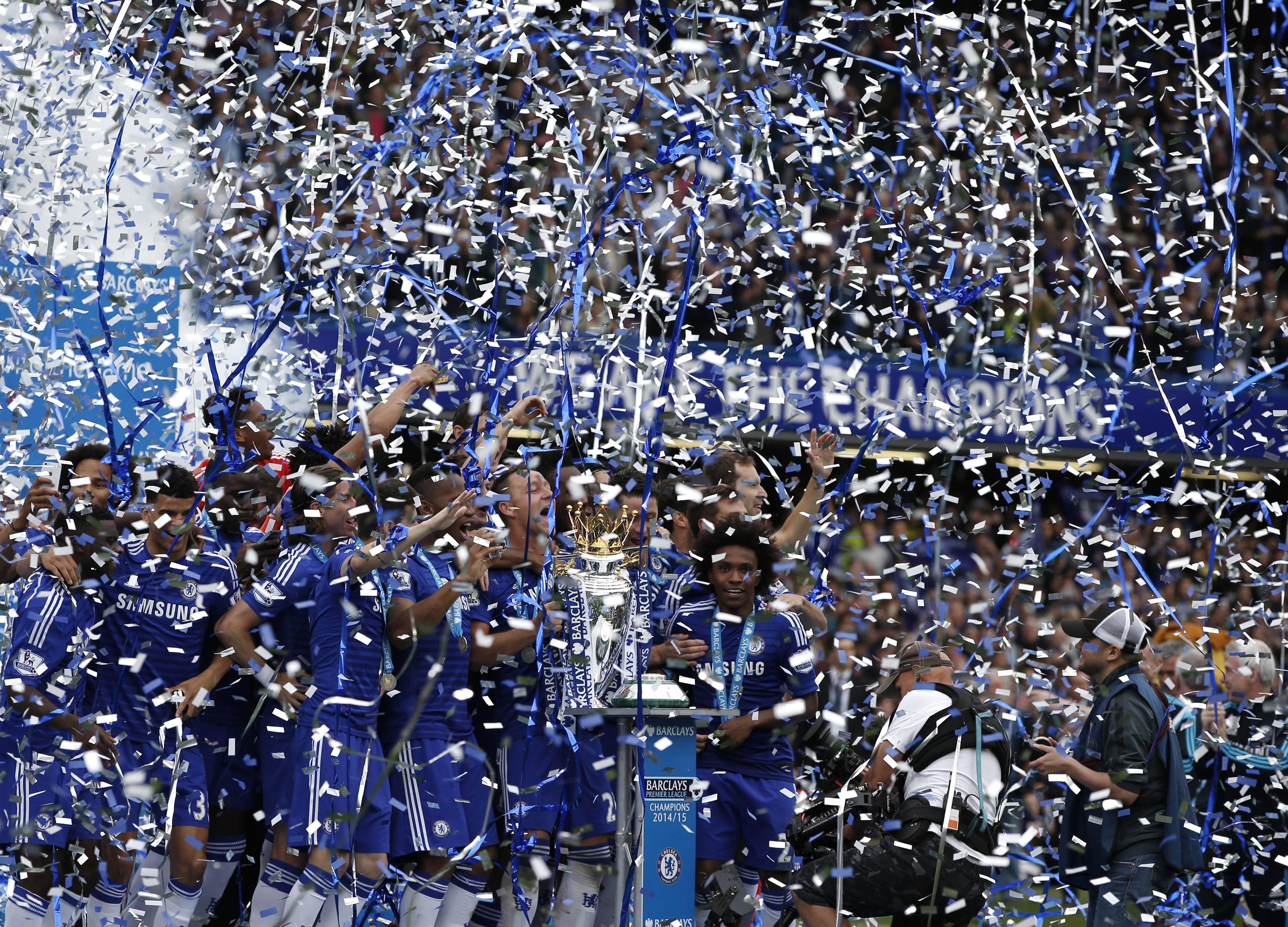 Premier League. I verdetti della stagione 2014-2015