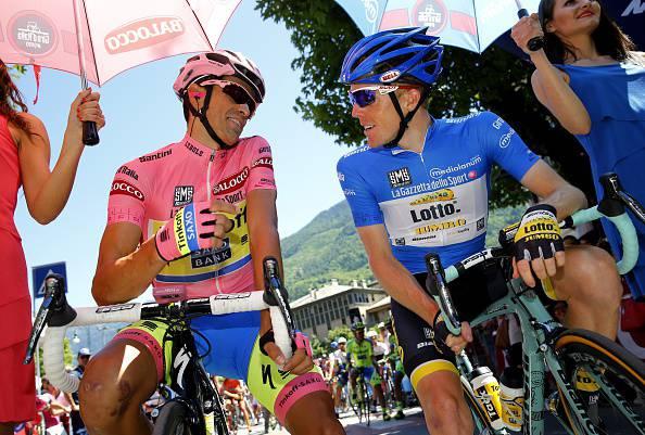 Giro d'Italia 2015. 20^ tappa: Saint-Vincent – Sestriere, 199 km