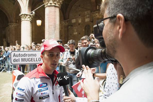 """Motomondiale. GP Italia, Dovizioso: """"Proveremo a lottare per la vittoria"""""""