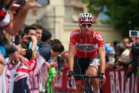 Giro d'Italia 2015. Monfort penalizzato di 10 secondi