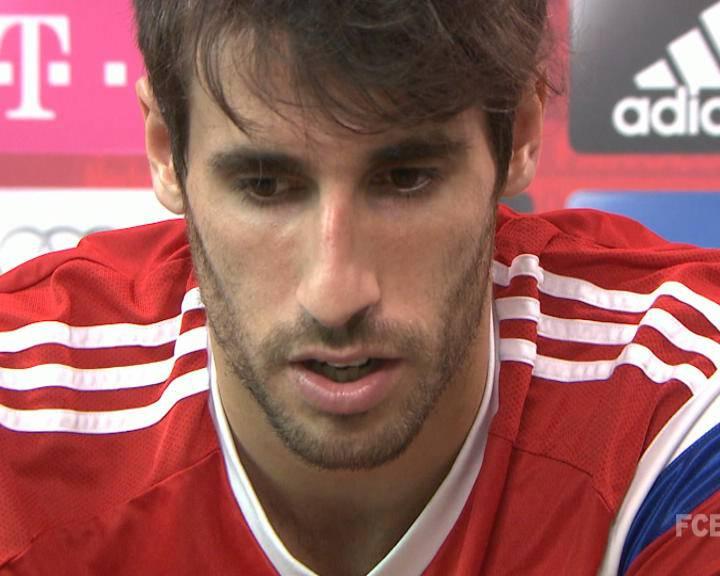 "Champions League. Bayern Monaco, Javi Martinez: ""Barcellona? Sarà dura affrontarli"""