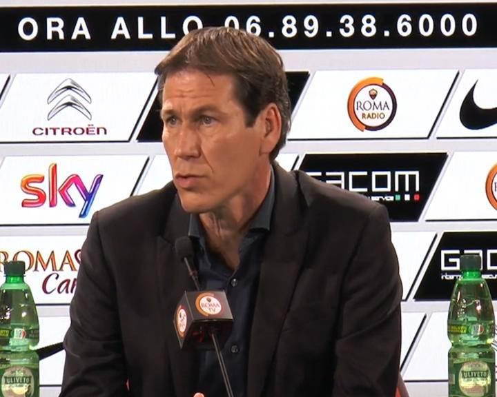 """Roma. Garcia attacca: """"Per molti giornalisti la Lazio ha già vinto la partita"""""""