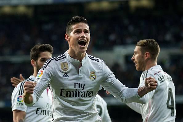"""Real Madrid, James Rodriguez: """"Voglio restare qui"""""""