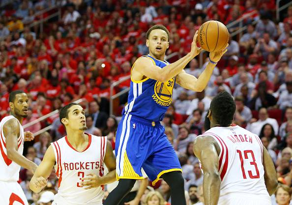NBA. Dominio Golden State, Houston crolla anche in casa