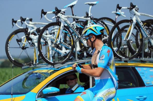 Giro di Svizzera 2015. 8^ tappa: numero di Lutsenko a Berna