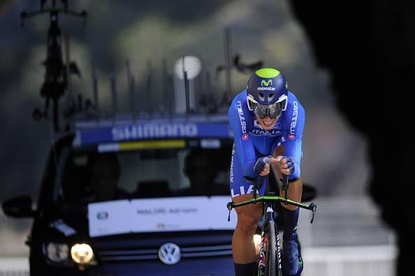 Ciclismo. Campionato Italiano a cronometro 2015, Malori conferma la maglia tricolore