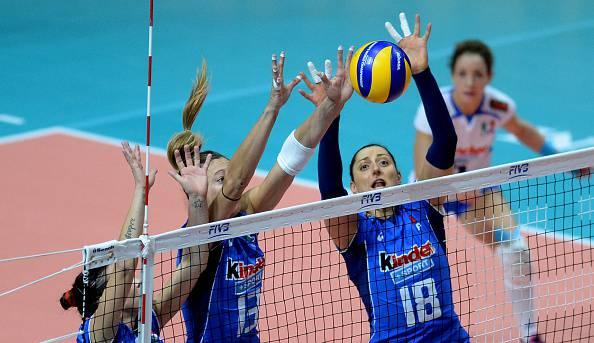 Pallavolo. Baku 2015; Le azzurre battono il Belgio 3-0