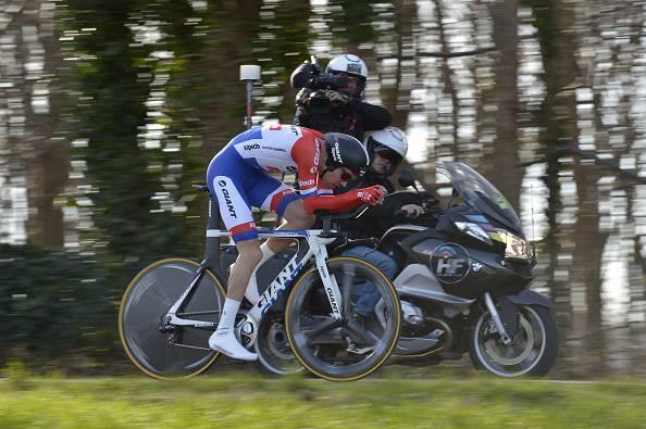 Giro di Svizzera 2015. 1^ tappa: Dumoulin è il primo leader della corsa