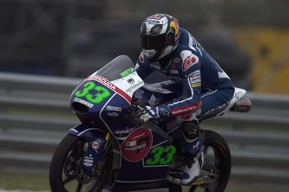 Moto 3. GP Catalunya, sorpresa Bastianini nelle qualifiche