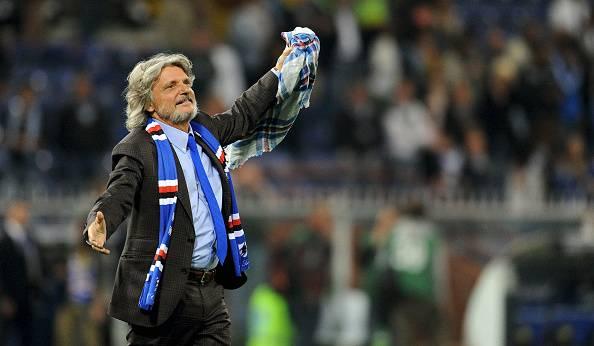 """Sampdoria. Ferrero: """"Eder al Milan? Non meno di 13,5 milioni"""""""
