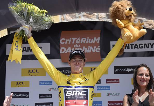 Giro del Delfinato 2015. 3^ tappa: la cronometro a squadre va alla BMC Racing Team