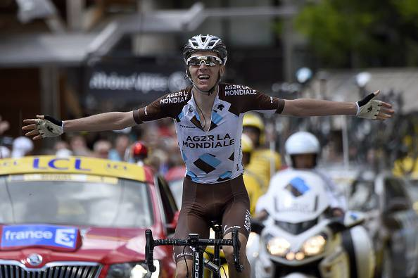 Ciclismo. Giro del Delfinato 2015, Bardet scatenato, Van Garderen nuova maglia gialla